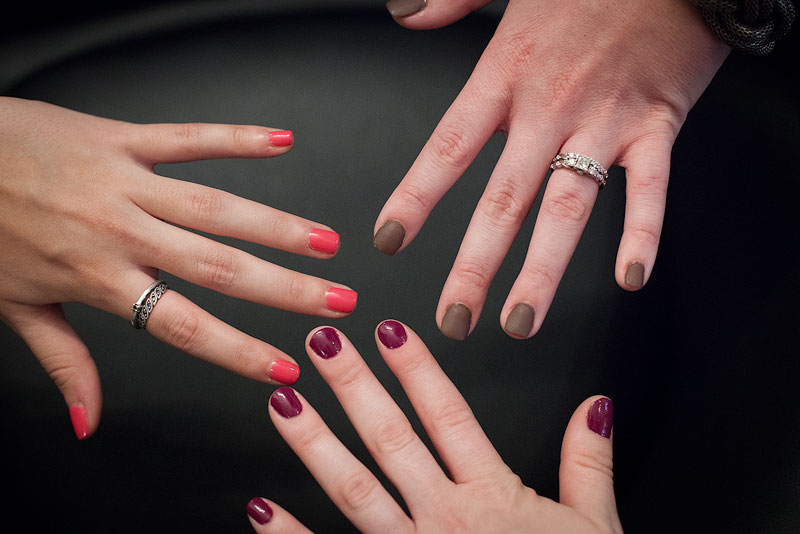 Nail Color Examples
