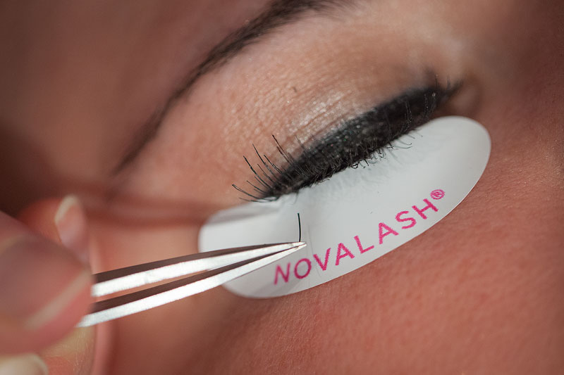 Eyelash Extensions by Novalash